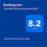 Travel Inn Sunnyvale Award