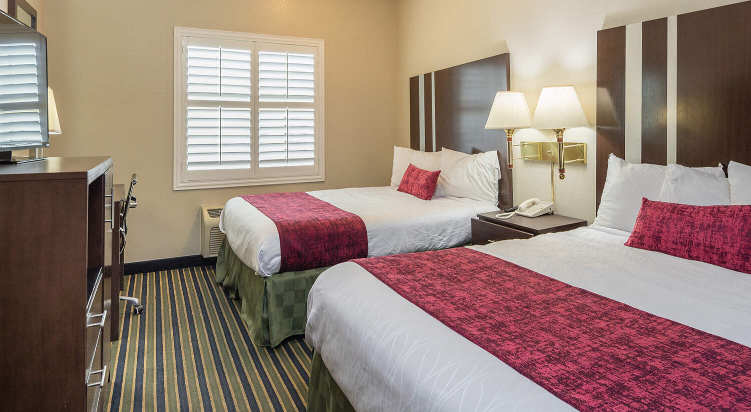 EXPERIENCE FAMILY-FRIENDLY LODGING IN THE HEART OF SILICON VALLEY THE TRAVEL INN SUNNYVALE OFFERS SPACIOUS GUEST ROOMS FOR GROUPS