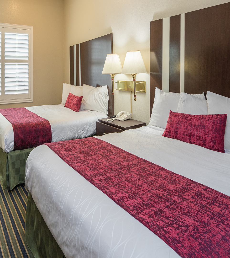 EXPERIENCE A NEW LEVEL OF COMFORT IN SUNNYVALE, CA AT TRAVEL INN
