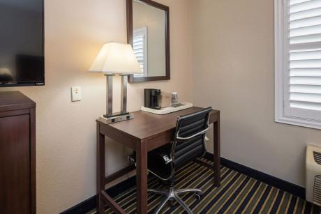 Travel Inn Sunnyvale - Working Desk