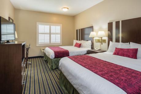 Travel Inn Sunnyvale - 2 Queen Beds, Non-Smoking