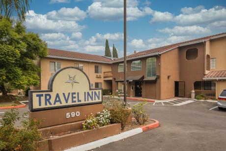 Travel Inn Sunnyvale - Outdoor Area