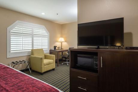 Travel Inn Sunnyvale - Flat Screen TV